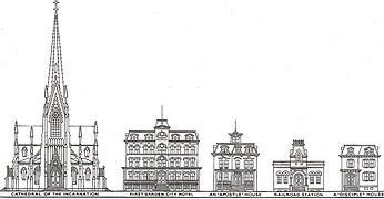 GC Historical Society- Logo by Irwin Smi