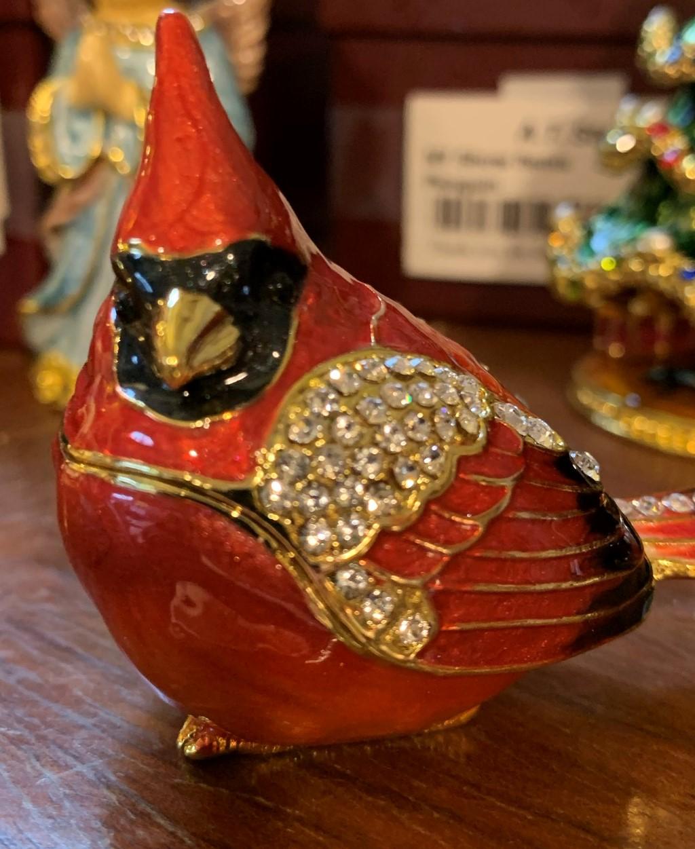Cardinal Box