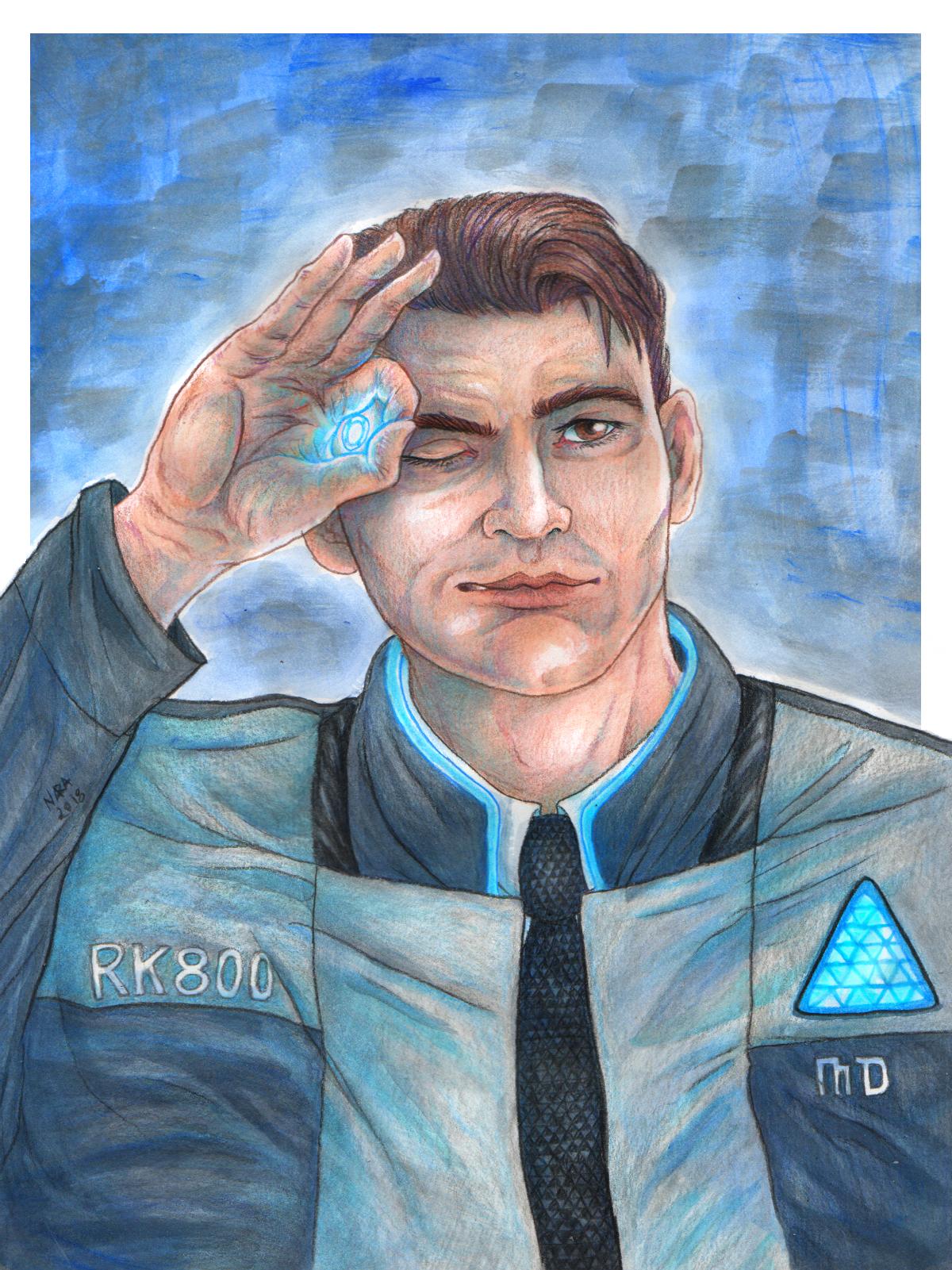 Connor uwu