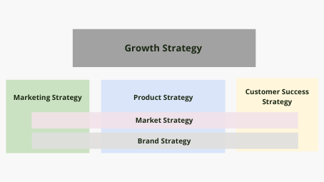 Three principles to achieve success with growth strategy