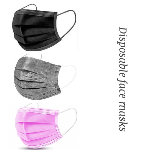 Face Mask (pack of 10)