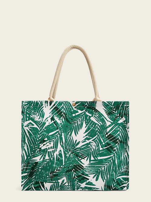 Palm Trees Beach Bag