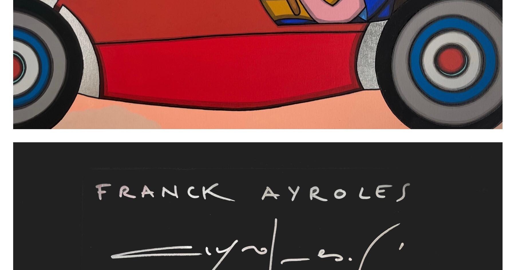 Franck AYROLES