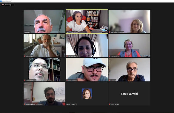 7th Steering Committee Meeting of the CLICHA project