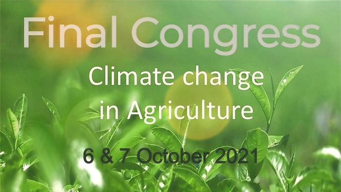 Final Congress of the Erasmus+ project CLICHA Climate Change in Agriculture