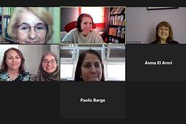CLICHA_Quality Commitee Meeting screensh