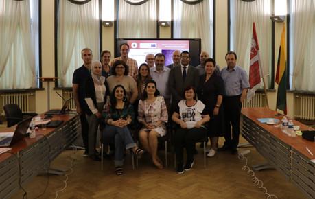INNOLEA meeting in Kaunas