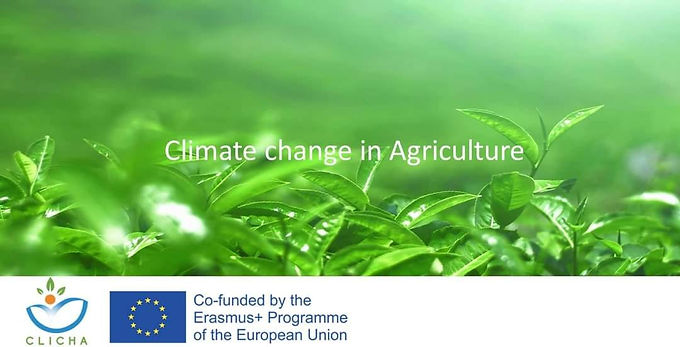 Webinar on Climate Change in Agriculture