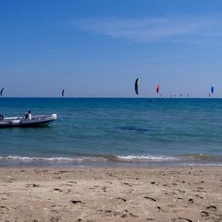 Spot de kite