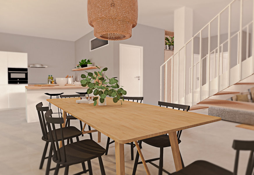 dining room Sustainable design Upcircle