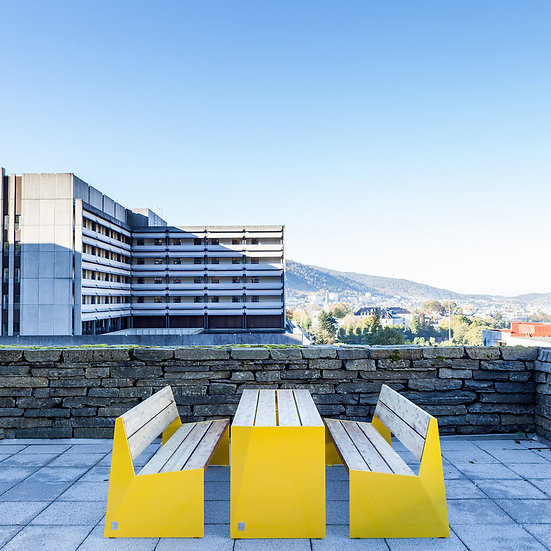 BLOC: Urban Furniture