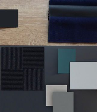 Material Board Student Accommodation