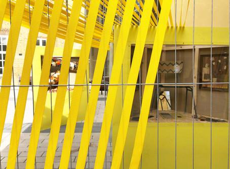 London Design Festival installation - The Eco Cube