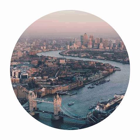 Thames river London