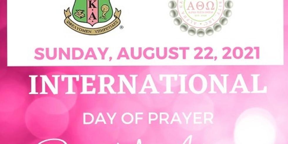 AKA International Day of Prayer