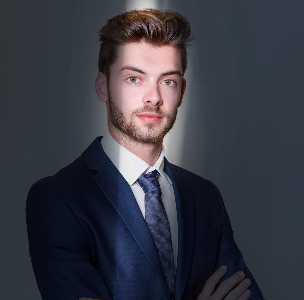 Zakelijke portret