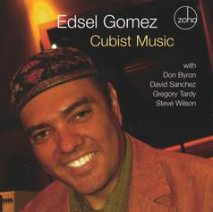 CUBIST MUSIC album cover