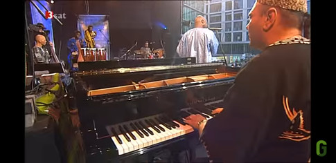 Edsel Gomez Stuttgart JazzOpen
