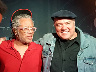 with Don Byron