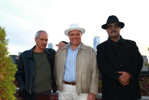 EDSEL GOMEZ Triumvirate