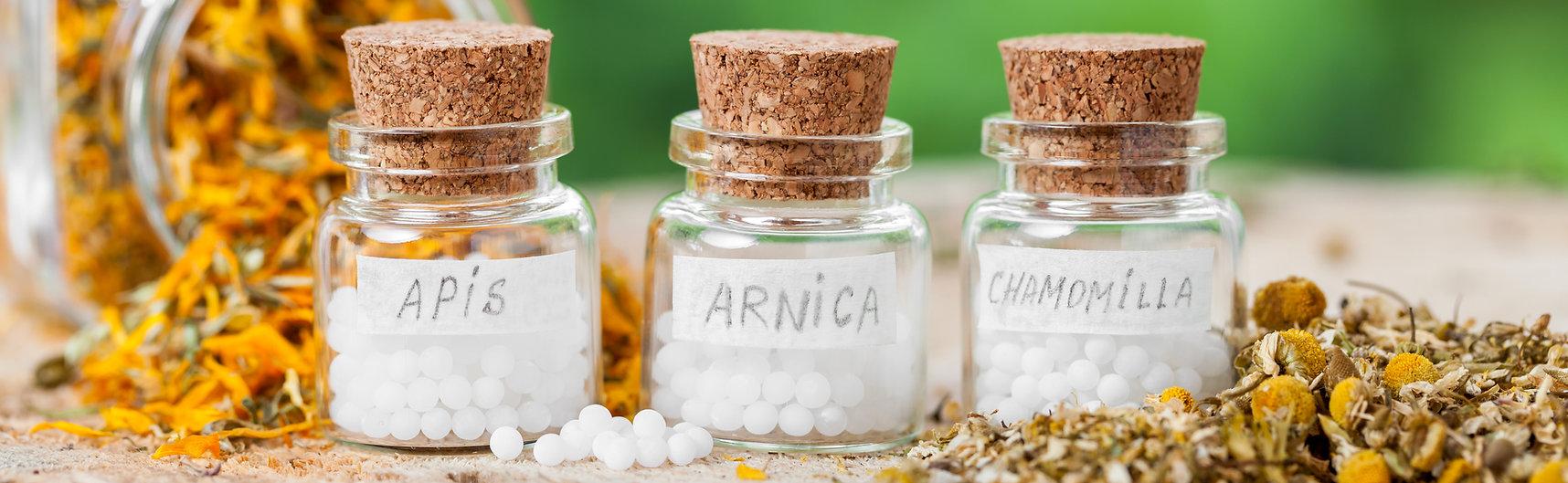 Homöopathische Arznei für Tiere
