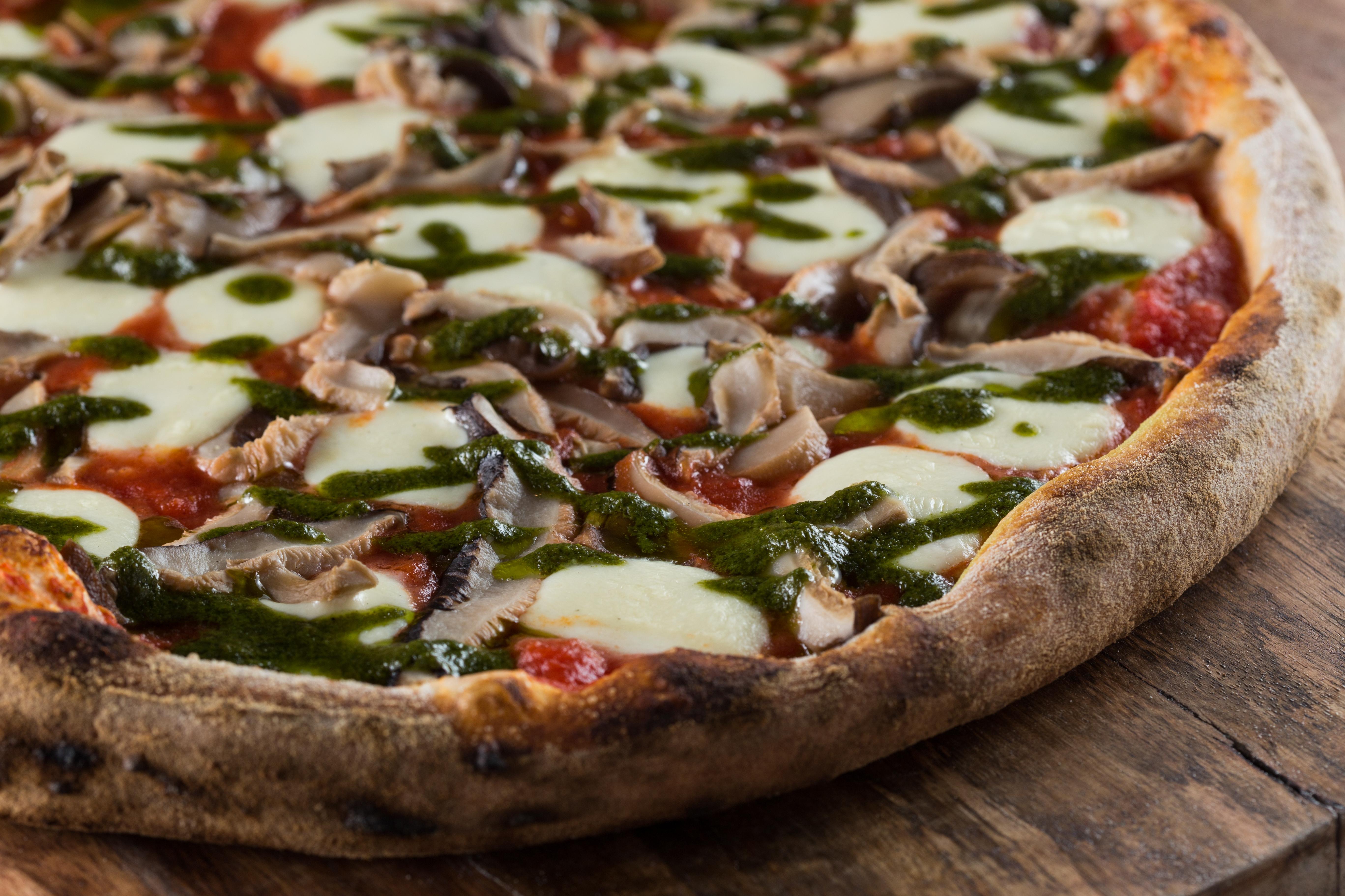Shitake - La Pizzateca-3