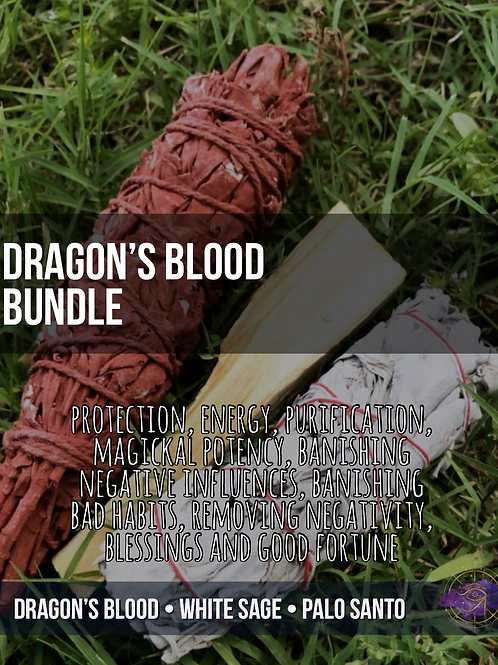 Dragon's Blood Bundle