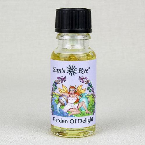 Garden Of Delight Oil