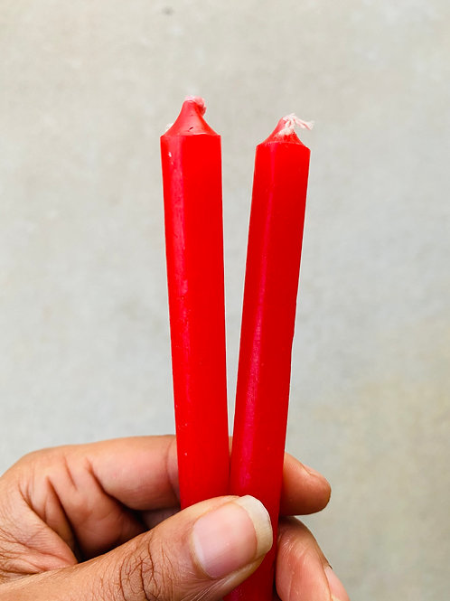 Red Spell Candles
