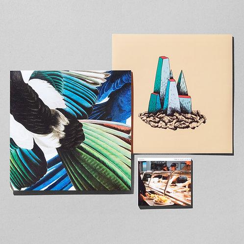 Dachs Superkombi: Alle Alben – 2x Vinyl 1x CD