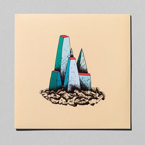 Büzlä Ep (vinyl)