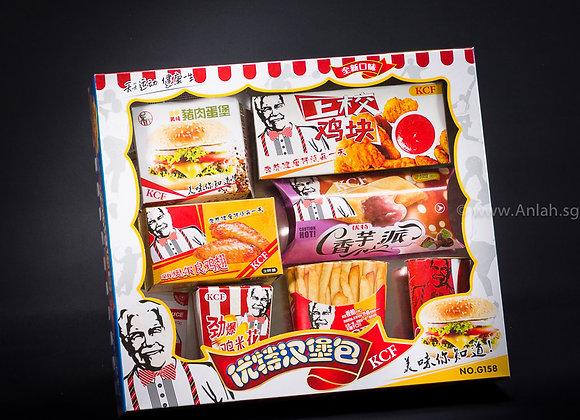 Food-001-G158 Hamburger