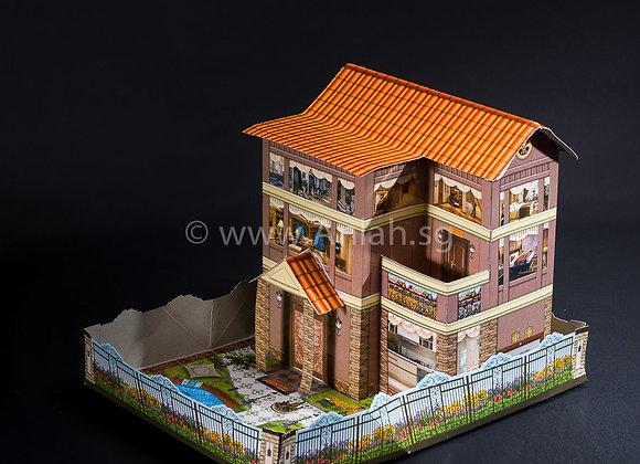 D133 Villa (mid size)