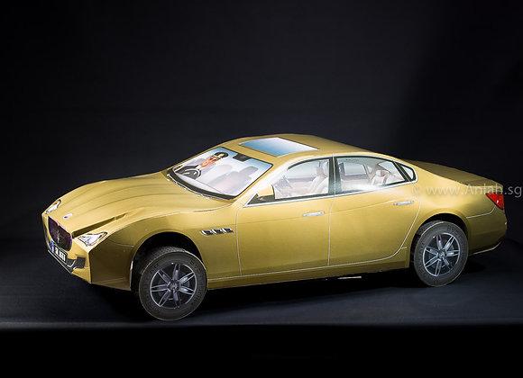 CAR-007-D130 Maserati
