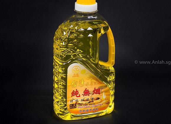 Oil-001-台湾水晶油 (黄) (2 litre)