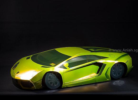 CAR-002-HT39 Lamborghini