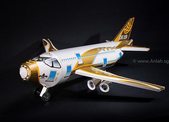 OT-003-B119 Aeroplane