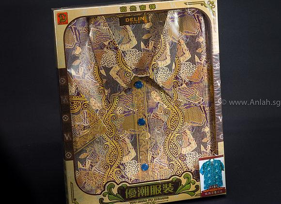 Clothings-A469 Batik Shirt