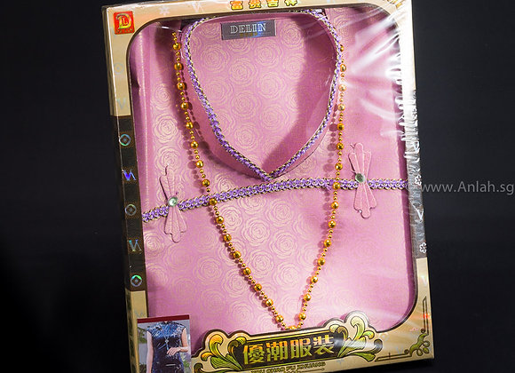 Clothings-A480B Cheongsam