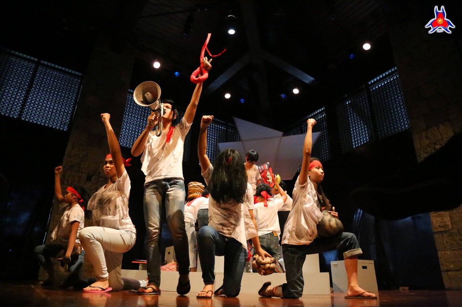 A new generation finds its voice in protest theater