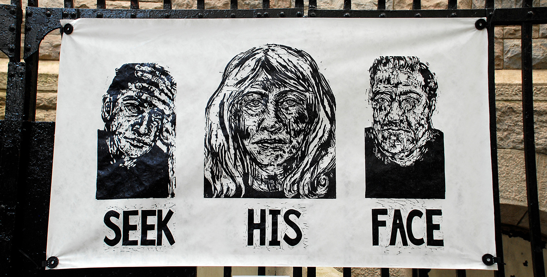 """Seek His Face "" - Erin K. McAtee"