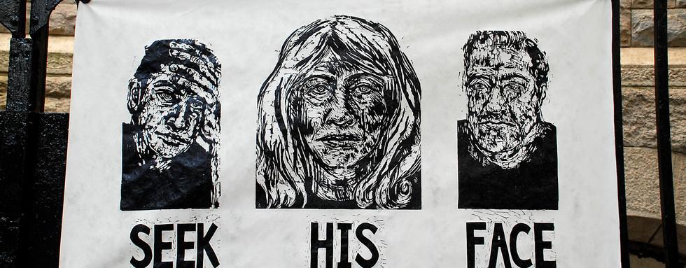 """Seek His Face "" - Erin K. McAtee"