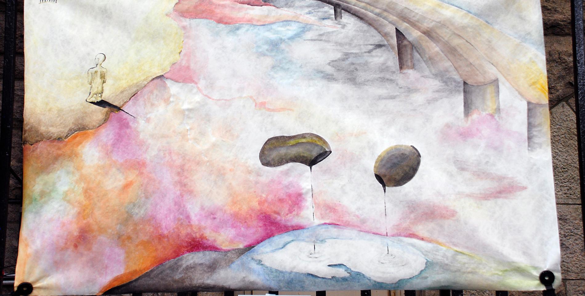 """""""Three Horizons"""" - Leah Huang"""