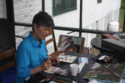 2013 Artist Residency