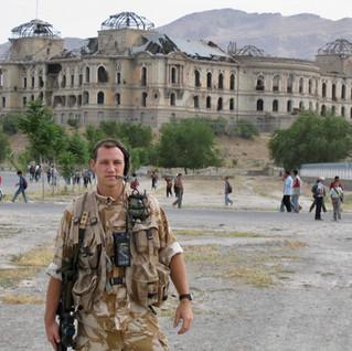 Afghanistan- Kabul James Glancy