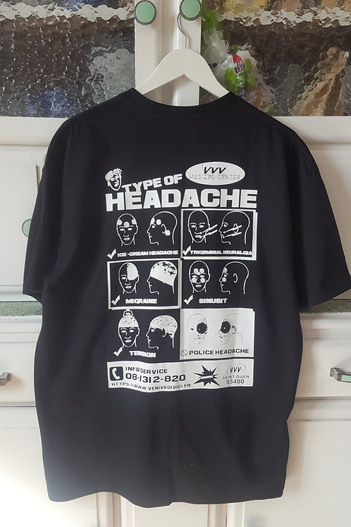 Headache simple