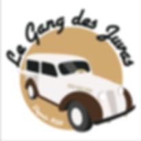 180116_Le Gang des Juvas_Logo_Blanc_Avec