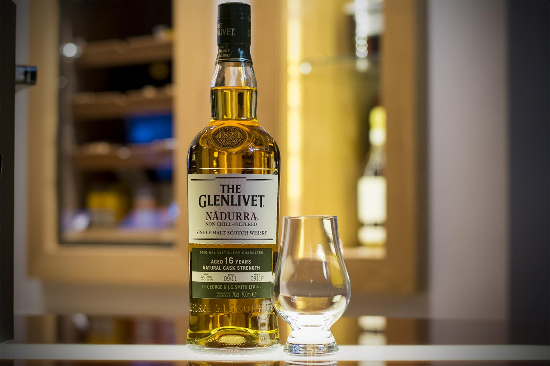 Glenlivet Nadurra Whisky
