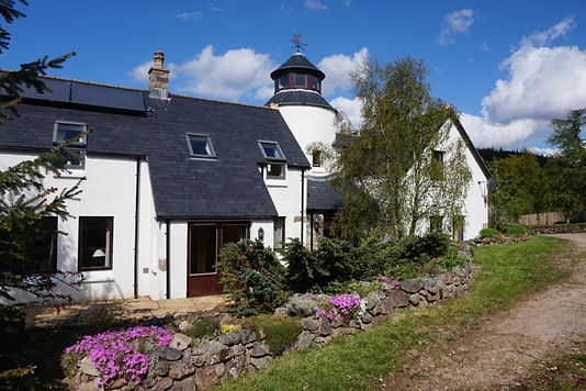 Our Cairngorm Guest House in Tomintoul