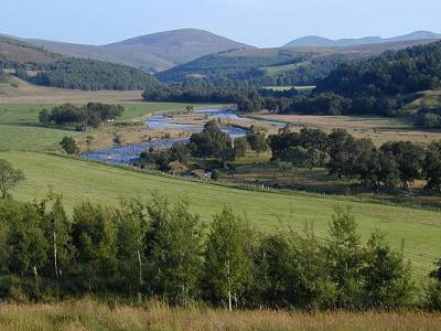 Glenlivet view